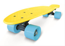 Streetsurfing Fizz Board yellow / blue