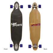 New Sports Longboard ''Los Angeles'', ABEC7
