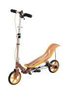 Space Scooter X580 kupfer / orange