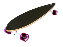 Longboard Pintail ca. 102 cm Design Surf's Up