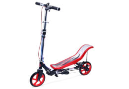 89002 Space Scooter Deluxe X590, Rot/Schwarz