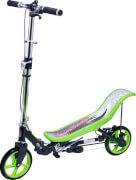 Space Scooter Deluxe X590, grün/schwarz