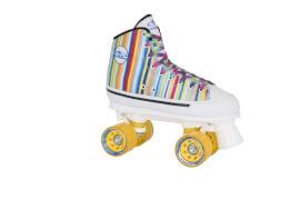 Hudora Roller Skates Candy-Stripes, Gr. 39