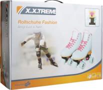 XXtreme Rollschuhe Fashion, ABEC 7, Größe 35 - 38