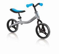 GLOBBER Go Bike silver-skyblau