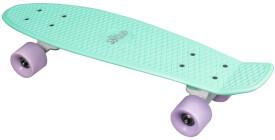 NoRules Skateboard ABEC 5 Fun mint-lila