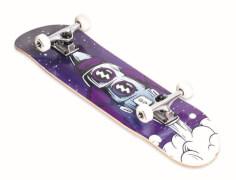 muuwmi Skateboard ABEC 5 Rocket