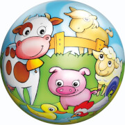 TOGU Buntball Bauernhof 5,5 Zoll