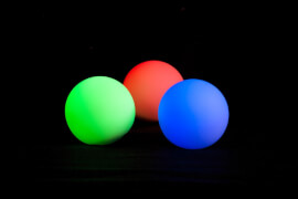Juggling Ballz LED