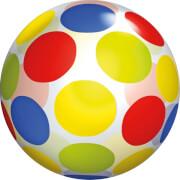 TOGU Buntball Point transparent 5,5 Zoll