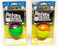 Return Ball Neon sortiert