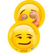 Happy People emoji® Buntball 9 skeptisch-verrückt