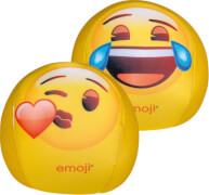 Happy People emoji® Knautschball Kussmund-Lachen