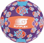 sunflex BEACH- UND FUNBALL 3 FISH Größe