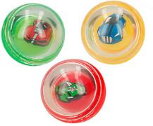 Depesche 6332 Monster Cars Springball mit Sound und Licht