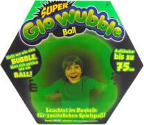 Super GloWubble Ball, bis zu 75 cm Durchmesser aufblasbar, ab 6 Jahren