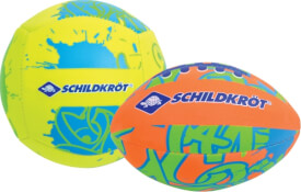 Schildkröt Funsports - MINI-BALL-DUO, neon-orange/gelb, im Meshbag,