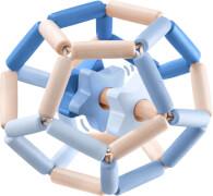 Schmidt Spiele Sternentanz blau, Greiflingsball, 11,5 cm