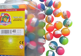 Trickball Rainbow 38mm