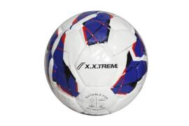 XXtreme Fußball Größe 5, PU, handgenäht, unaufgeblasen