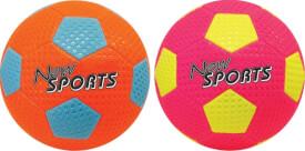 New Sports Beach Soccer, Größe 5, 2-fach sortiert, unaufgeblasen