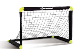 Schildkröt Funsports - FOLDING SOCCER GOAL (1Tor klappbar, mit Netz im 4C Karton)