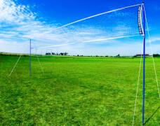 Hudora Volleyball-/Badmintonnetz
