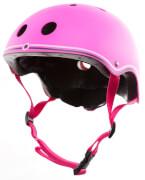 Globber Helm Junior pink