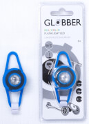 GLOBBER Flash Light LED blau