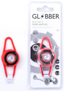 GLOBBER Flash Light LED rot