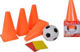 Fußball Pylonen Set