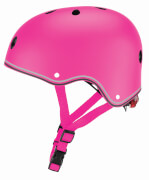 GLOBBER HELM PRIMO LIGHTS Gr. XS/S 48-53 neon pink