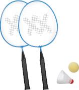 XXtreme Badminton-Set Kids, mit Federbällen