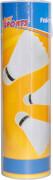 New Sports Federbälle Profi, 6 Stück, ca. 8x7,2 cm, ab 5 Jahren