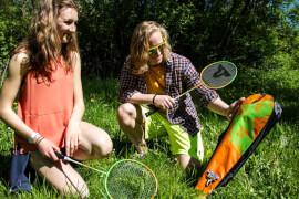 Talbot-Torro - Badminton-Set 2-ATTACKER im Thermobag