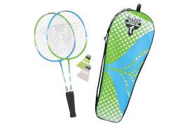 Talbot-Torro - Badminton-Set ATTACKER JUNIOR im Thermobag