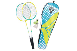Talbot-Torro - Badminton-Set 2-FIGHTER im Thermobag