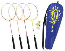 Talbot-Torro - SK Badminton Set 4-PLAYER in Tragetasche