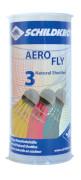 Talbot-Torro - SK Badminton Ball AERO FLY,  3er Dose, farbig gemischt