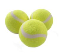 Schildkröt Funsports - MAGIC-SPORTS Tennisball 3er Pack, drucklos, im Polybag
