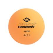 Donic-Schildkröt - TT-Ball JADE 40+ 6er orange, ABS