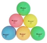 Donic-Schildkröt - TT-Ball COLOUR POPPS 6er Schachtel