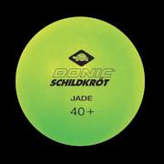 Donic-Schildkröt - TT-Ball GLOW IN THE DARK POLY 40+, 6 Stück