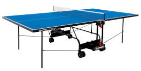 Schildkröt - TT-Tisch SPACE-TEC Outdoor blue, Kompakttisch, wetterfest