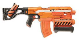 Hasbro Nerf N-Strike Elite XD 2-in-1 Demolisher