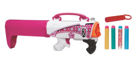 Hasbro B4982360 Nerf Rebelle Secret Shot Bundle