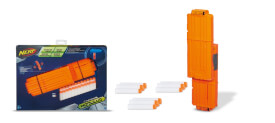 Hasbro B1534EU4 Nerf N-Strike Modulus Zubehör-Set Doppelseitiges Clip-Magazin