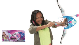 Hasbro B4038EU4 Nerf Rebelle Wingspeed Bogen