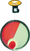 SpielMaus Outdoor Catchballspiel mit Klett, # 19 cm