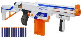 Hasbro 98696EU4 NERF - N-Strike Elite Retaliator, ab 8 Jahren